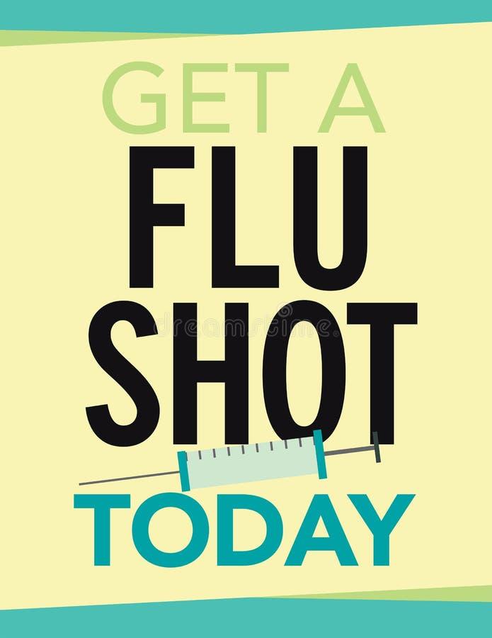 Αφίσα υγειονομικής περίθαλψης διανυσματική απεικόνιση
