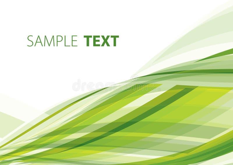 Download αφαίρεση πράσινη διανυσματική απεικόνιση. εικονογραφία από σύγχρονος - 13187458