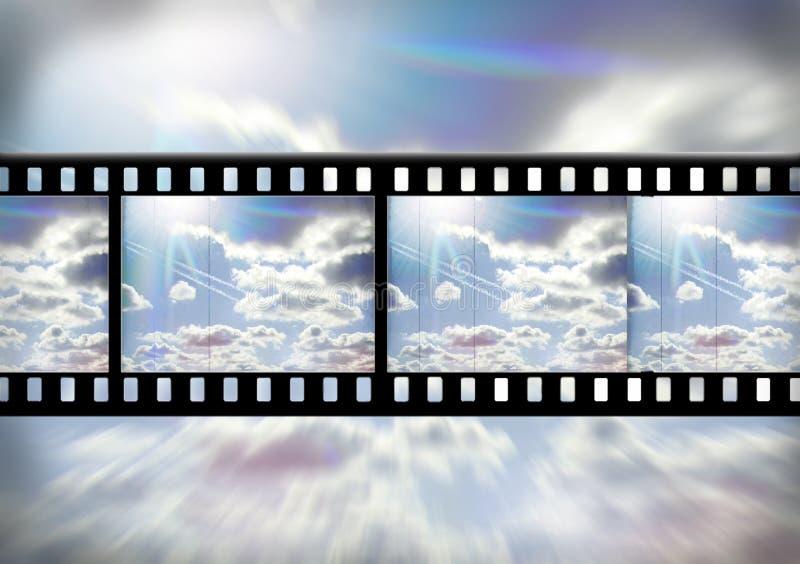 Αφαίρεση σχετικά με το θέμα του μαγικού της στιγμής τώρα στοκ εικόνα με δικαίωμα ελεύθερης χρήσης