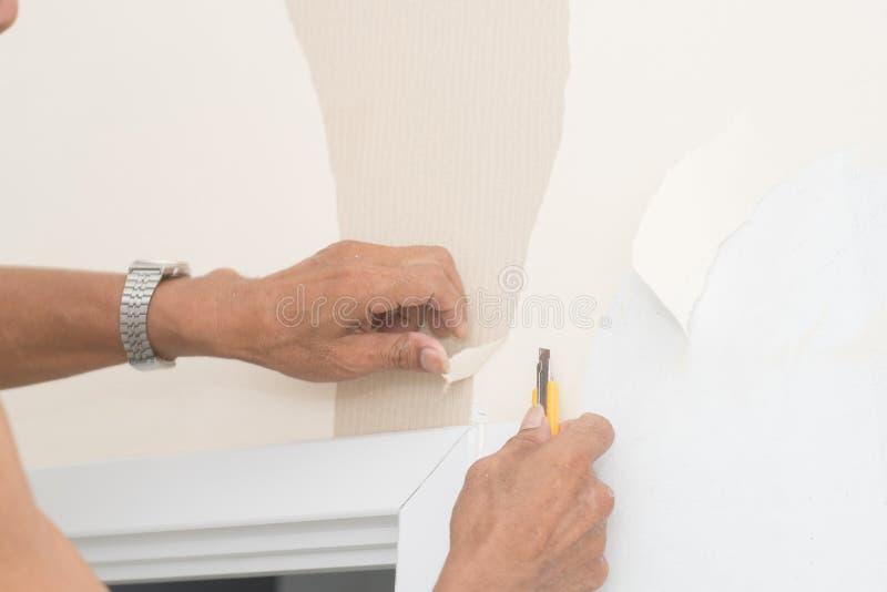 Αφαίρεση της ταπετσαρίας στοκ εικόνα με δικαίωμα ελεύθερης χρήσης