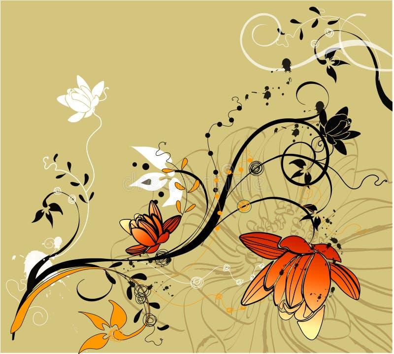 αφαίρεση floral