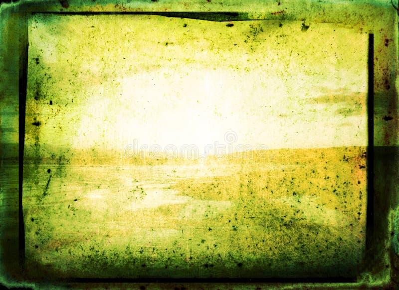 αφαιρέστε την ανασκόπηση πράσινη απεικόνιση αποθεμάτων