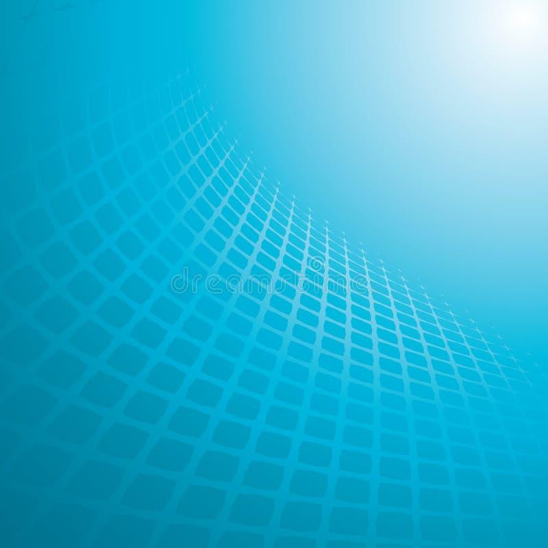 αφαιρέστε το μπλε ανασκό&pi διανυσματική απεικόνιση
