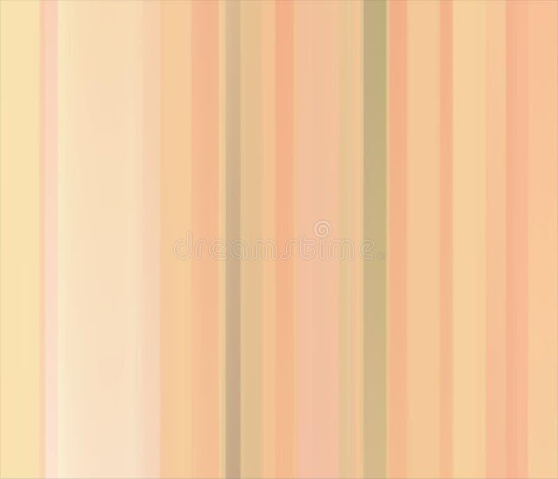 Αφηρημένα γραμμή χρώματος και υπόβαθρο λωρίδων με το ζωηρόχρωμο σχέδιο γραμμών και λωρίδων κλίσης απεικόνιση αποθεμάτων
