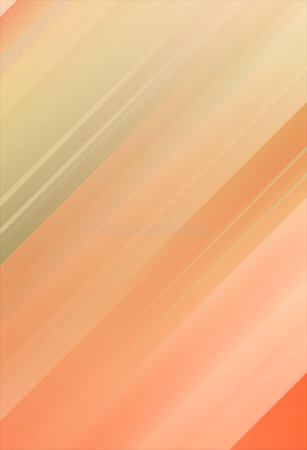 Αφηρημένα γραμμή χρώματος και υπόβαθρο λωρίδων με το ζωηρόχρωμο σχέδιο γραμμών και λωρίδων κλίσης διανυσματική απεικόνιση