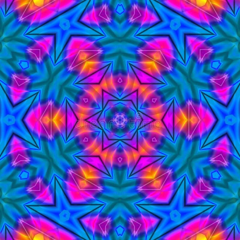 Αφηρημένα ελαφριά μπλε και ρόδινα χρώματα υποβάθρου wirh διανυσματική απεικόνιση