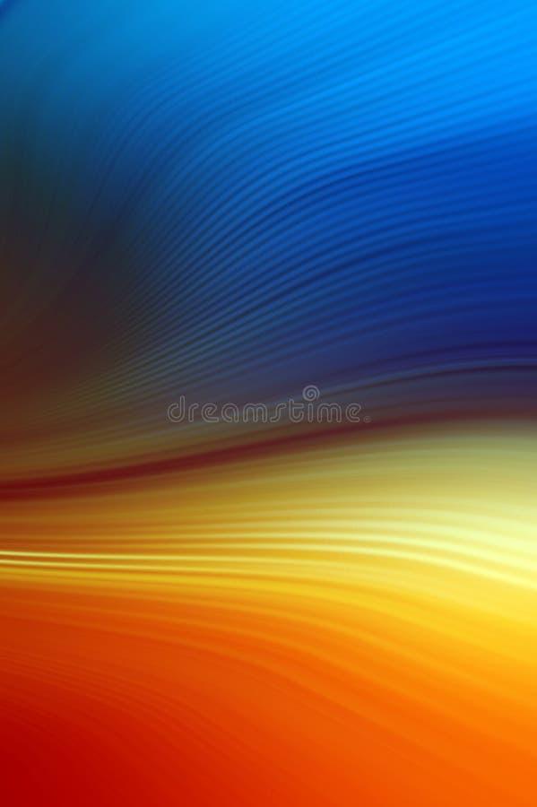 αφηρημένα ζωηρόχρωμα λωρίδ&epsi διανυσματική απεικόνιση