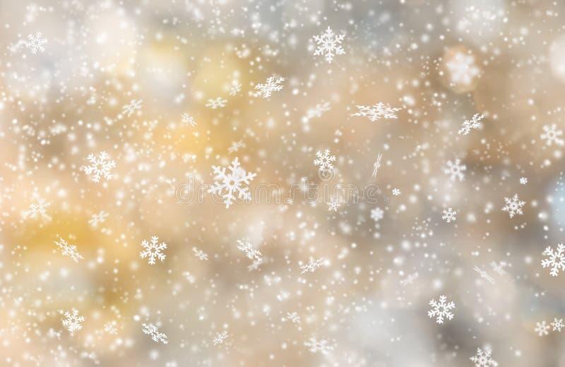 αφηρημένα Χριστούγεννα ανασκόπησης διανυσματική απεικόνιση