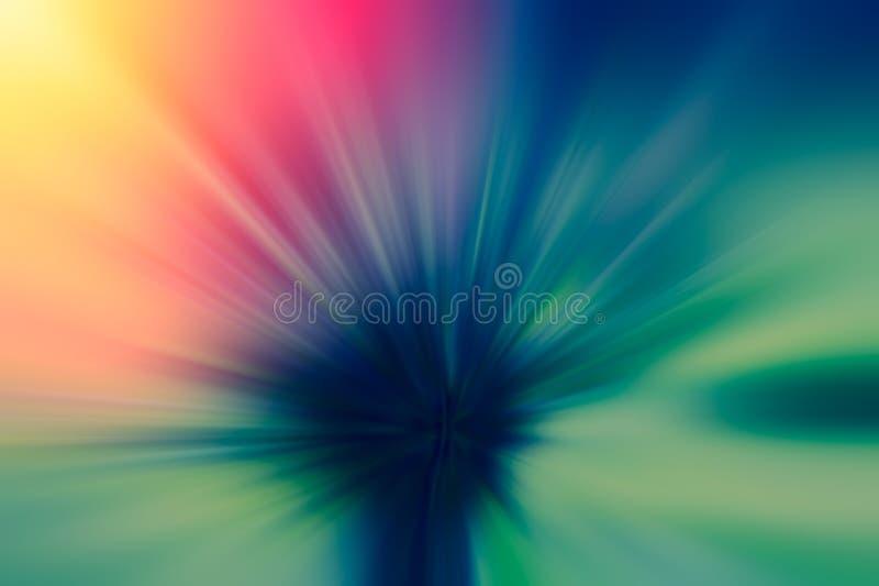 Αφηρημένες ακτινωτές γραμμές διανυσματική απεικόνιση