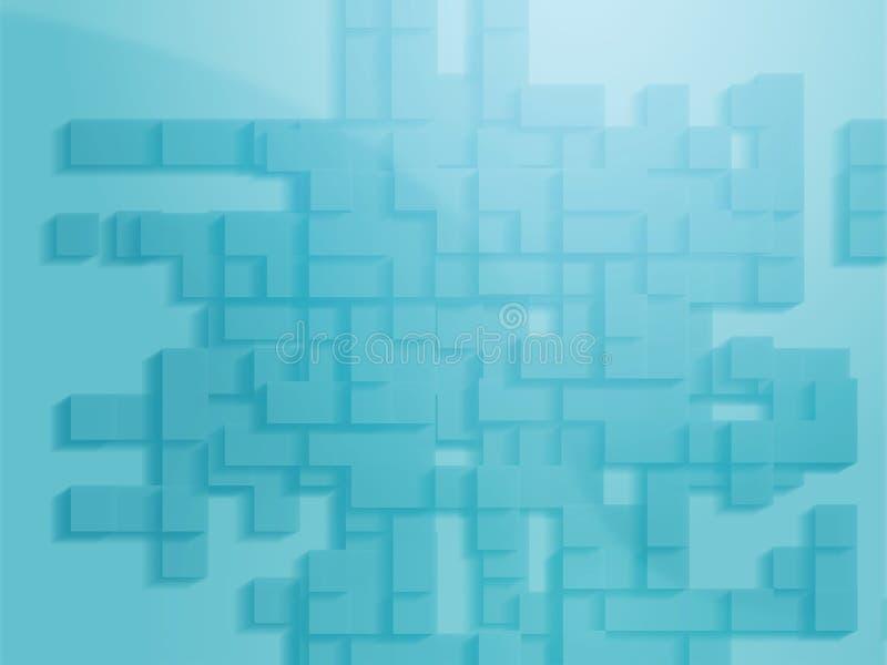 αφηρημένες γεωμετρικές μορφές διανυσματική απεικόνιση