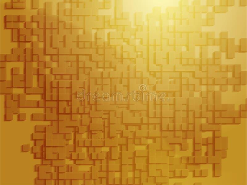 αφηρημένες γεωμετρικές μ&om ελεύθερη απεικόνιση δικαιώματος
