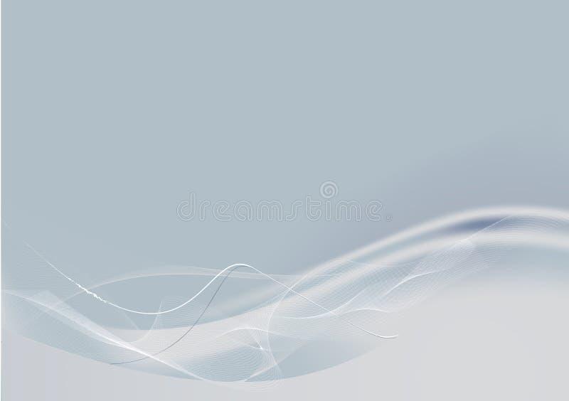 αφηρημένες γραμμές ανασκόπησης απεικόνιση αποθεμάτων