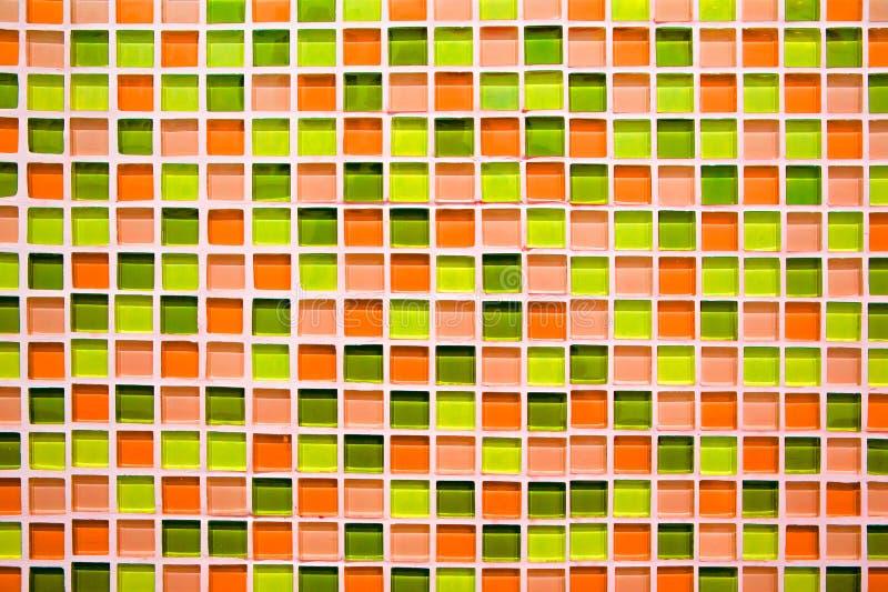 Αφηρημένες τετραγωνικές υπόβαθρο και σύσταση μωσαϊκών εικονοκυττάρου στοκ φωτογραφία με δικαίωμα ελεύθερης χρήσης