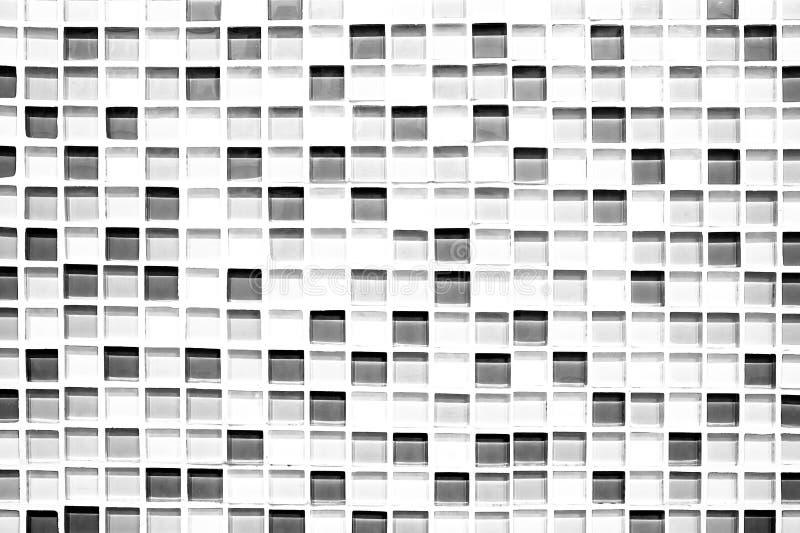 Αφηρημένες τετραγωνικές υπόβαθρο και σύσταση μωσαϊκών εικονοκυττάρου στοκ φωτογραφίες