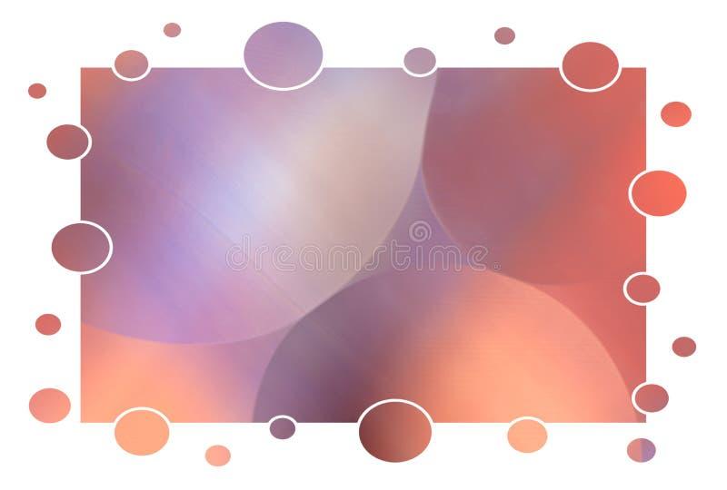 αφηρημένες φυσαλίδες στοκ εικόνες