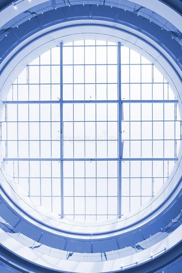 Αφηρημένη άποψη των κτηρίων στοκ εικόνες