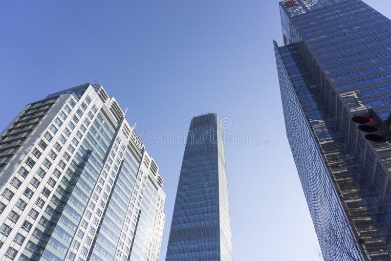 Αφηρημένη άποψη των κτηρίων στοκ φωτογραφία με δικαίωμα ελεύθερης χρήσης