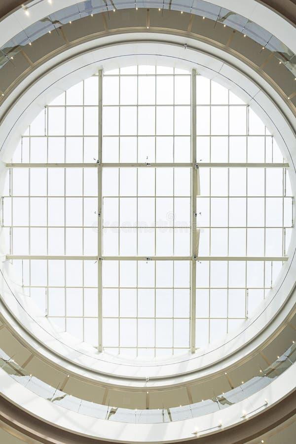 Αφηρημένη άποψη των κτηρίων στοκ εικόνες με δικαίωμα ελεύθερης χρήσης