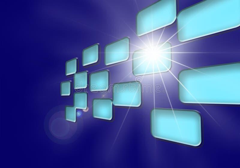 αφηρημένη έννοια κουμπιών ελεύθερη απεικόνιση δικαιώματος