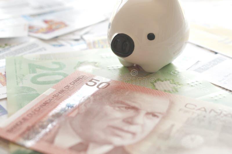 Αφηρημένη έννοια χρημάτων αποταμίευσης στοκ φωτογραφία με δικαίωμα ελεύθερης χρήσης