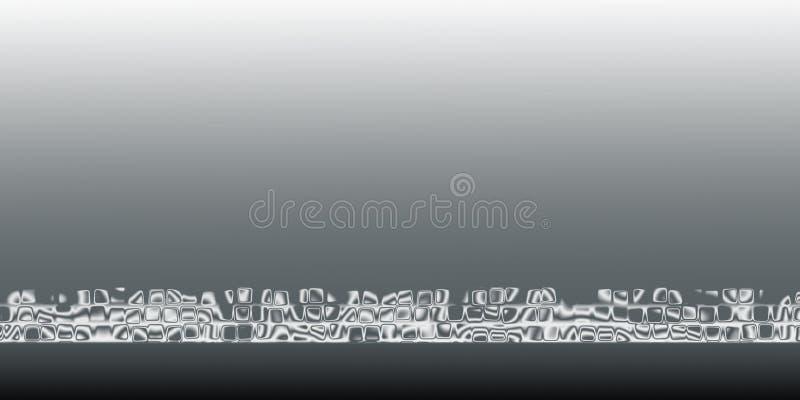 αφηρημένη ανασκόπηση γκριζό& απεικόνιση αποθεμάτων