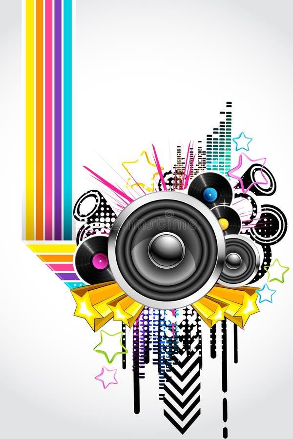 Download αφηρημένη ανασκόπηση μουσ&iot Διανυσματική απεικόνιση - εικονογραφία από τζαζ, editable: 22778879