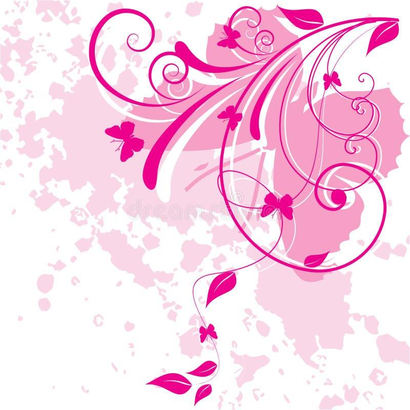 Download αφηρημένη ανασκόπηση Floral Διανυσματική απεικόνιση - εικονογραφία από απεικόνιση, δημιουργικός: 13182981