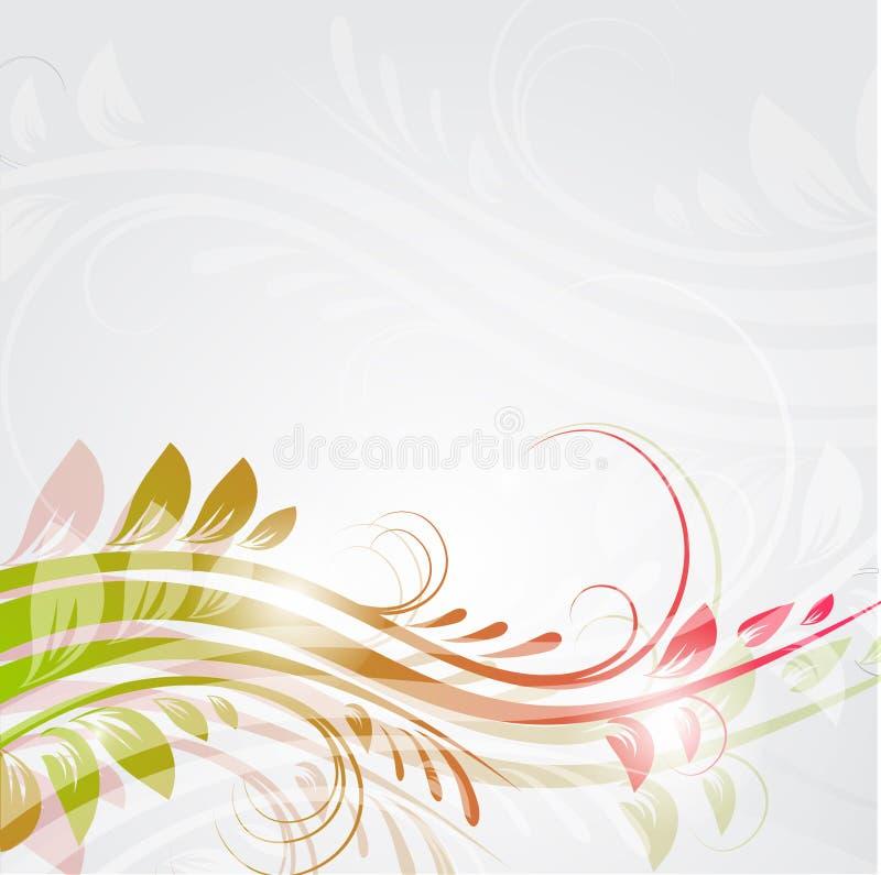 Download αφηρημένη ανασκόπηση Floral Διανυσματική απεικόνιση - εικονογραφία από βακκινίων, σχέδιο: 17051056
