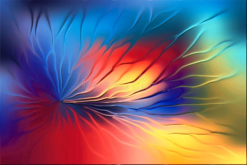 Αφηρημένη απεικόνιση ταπετσαριών υποβάθρου νεύρων απεικόνιση αποθεμάτων