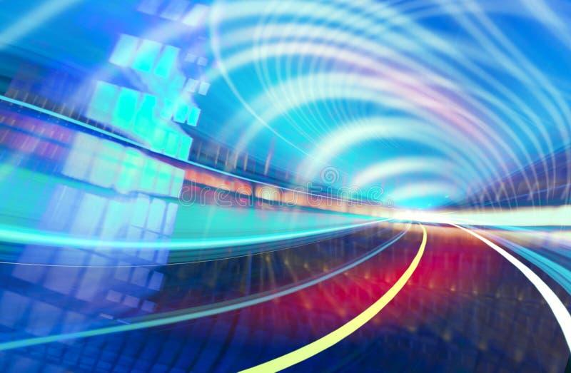 Αφηρημένη απεικόνιση τεχνολογίας υποβάθρου στοκ φωτογραφία με δικαίωμα ελεύθερης χρήσης