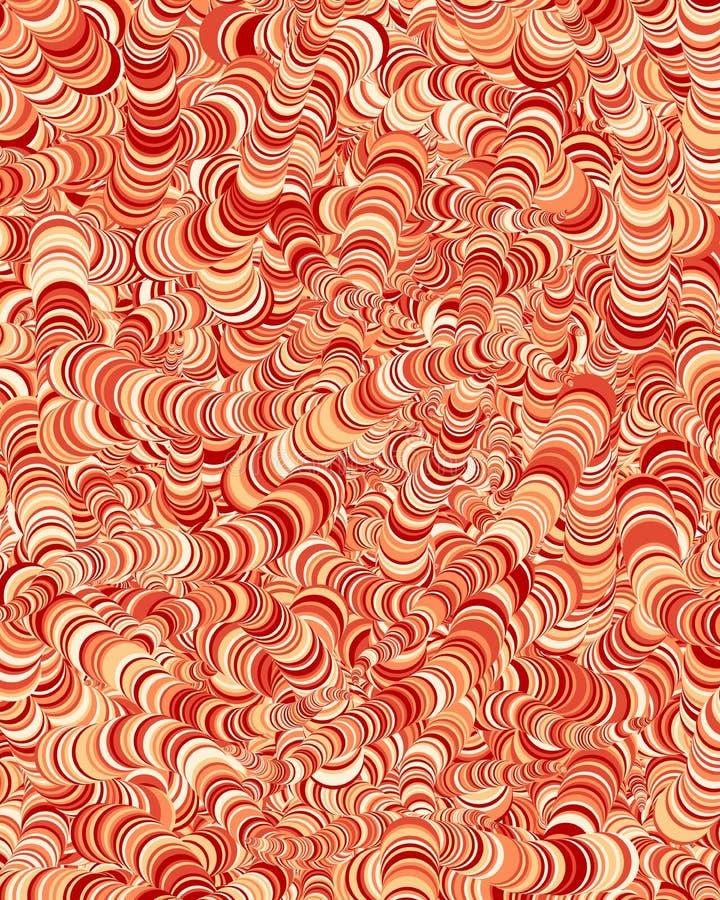 Αφηρημένη απεικόνιση υποβάθρου τέχνης κύκλων παραγωγική στοκ φωτογραφίες
