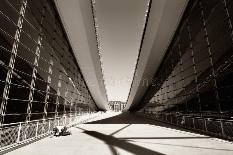αφηρημένη αρχιτεκτονική σύγχρονη στοκ εικόνες με δικαίωμα ελεύθερης χρήσης