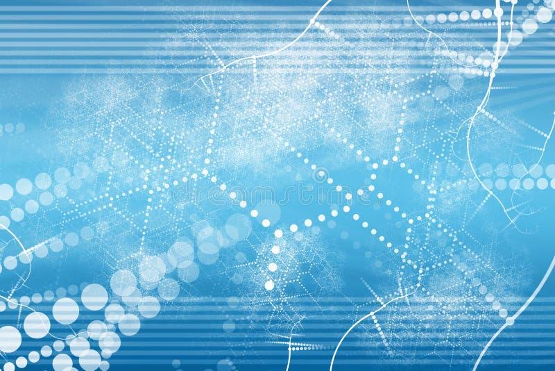 αφηρημένη βιομηχανική τεχνολογία δικτύων ελεύθερη απεικόνιση δικαιώματος