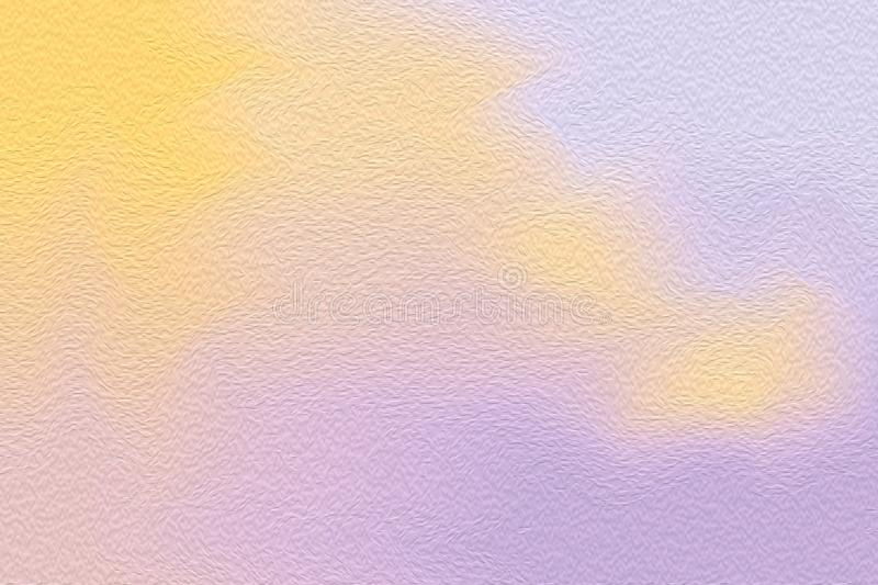 Αφηρημένη βούρτσα χρωμάτων τέχνης πορφυρή ζωηρόχρωμη φωτεινή στο υπόβαθρο σύστασης εγγράφου, πολυ ζωηρόχρωμο ακρυλικό υδατόχρωμα  στοκ εικόνες