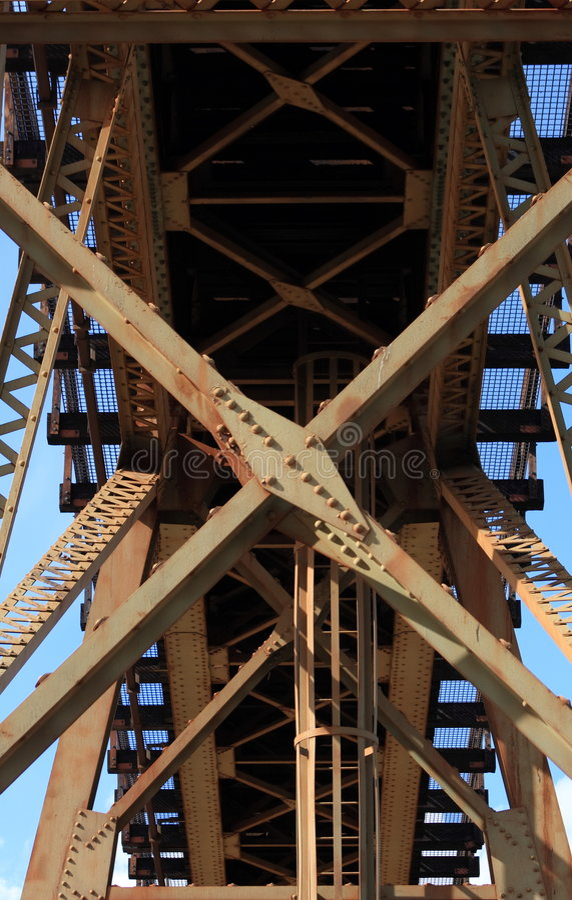αφηρημένη γέφυρα στοκ εικόνες με δικαίωμα ελεύθερης χρήσης