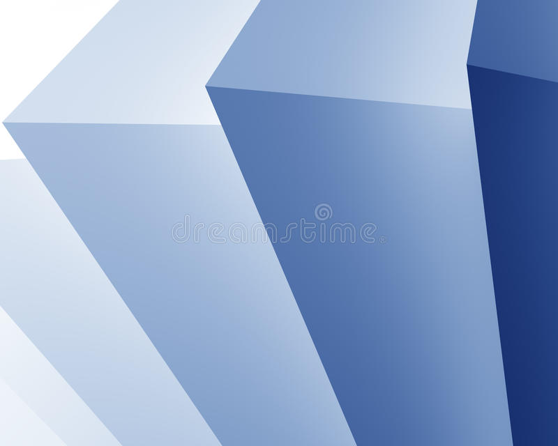 Αφηρημένη γεωμετρική ανασκόπηση απεικόνιση αποθεμάτων