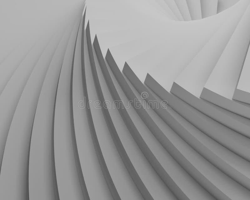 Αφηρημένη γεωμετρική ανασκόπηση ελεύθερη απεικόνιση δικαιώματος