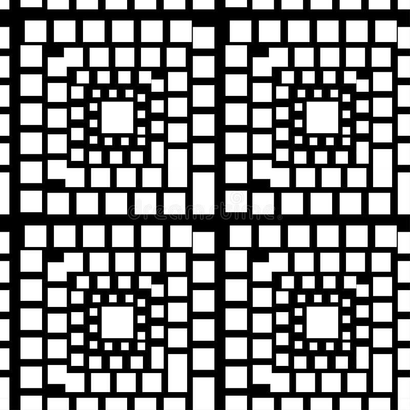 Αφηρημένη γεωμετρική σύσταση απεικόνιση αποθεμάτων