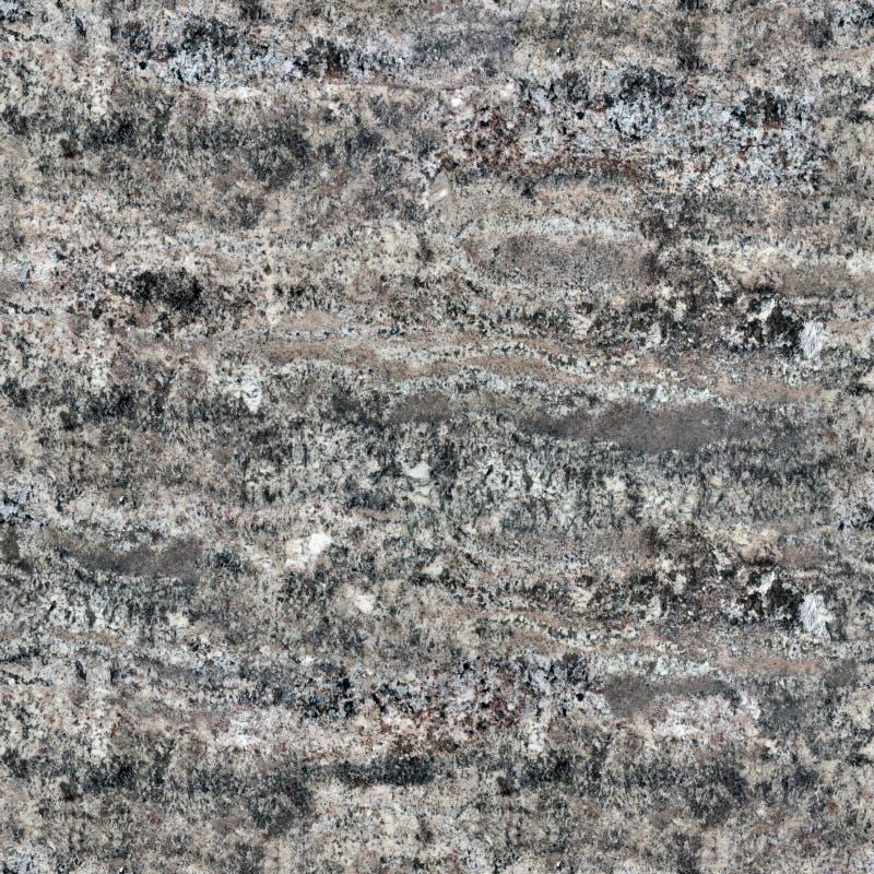 Αφηρημένη γκρίζα σύσταση τοίχων γρανίτη Άνευ ραφής τετραγωνικό υπόβαθρο, στοκ εικόνα με δικαίωμα ελεύθερης χρήσης
