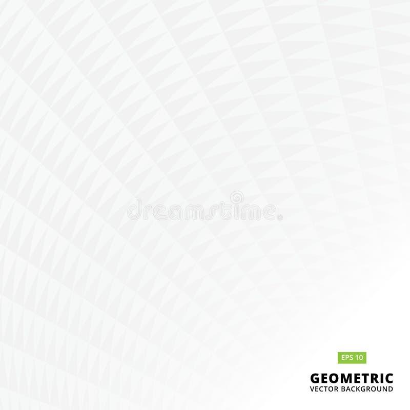 Αφηρημένη γραπτή γεωμετρική σύσταση σχεδίων τριγώνων pers απεικόνιση αποθεμάτων
