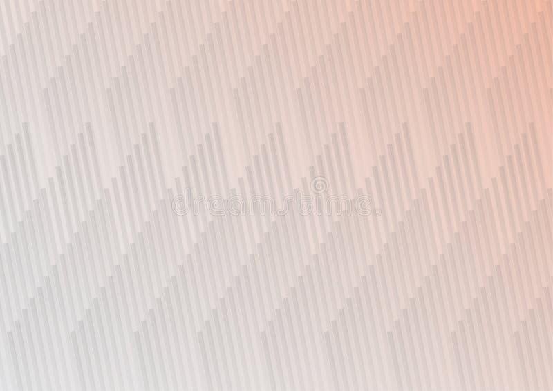 Αφηρημένη δημιουργική γκρίζα γραμμή χρώματος στο υπόβαθρο κλίσης ελεύθερη απεικόνιση δικαιώματος