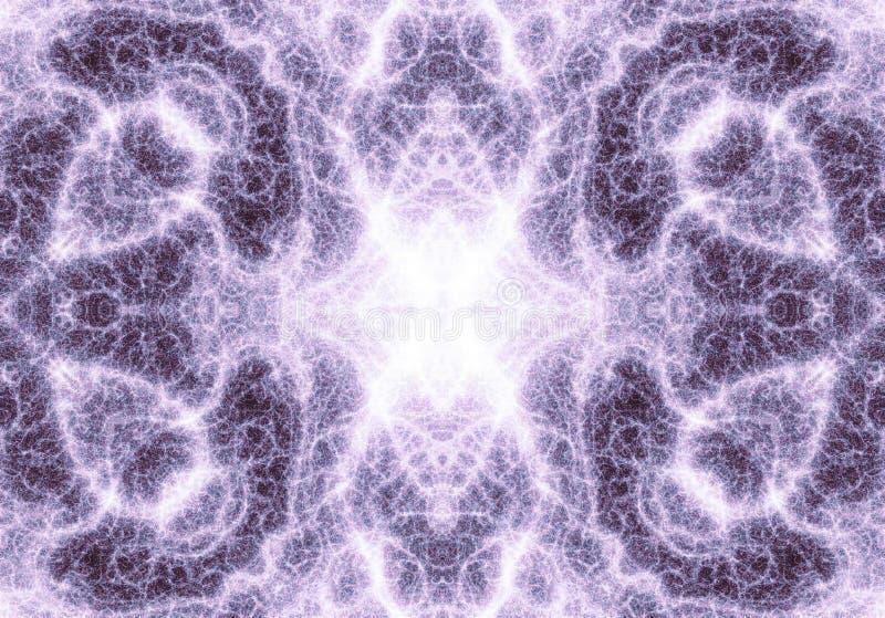 Αφηρημένη εικόνα πνευματικότητας ματιών Artisticlighting απεικόνιση αποθεμάτων