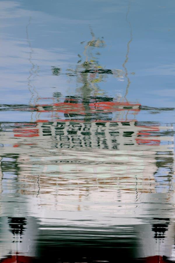 Αφηρημένη ζωγραφική καταμαράν-λαδιού στοκ εικόνα με δικαίωμα ελεύθερης χρήσης