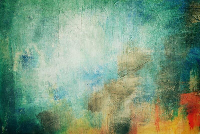αφηρημένη ζωγραφική στοκ εικόνες με δικαίωμα ελεύθερης χρήσης