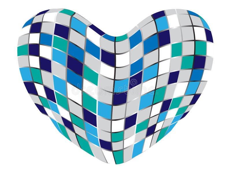 αφηρημένη καρδιά απεικόνιση αποθεμάτων