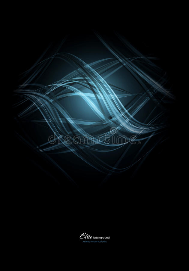αφηρημένη μαύρη τεχνολογία  ελεύθερη απεικόνιση δικαιώματος
