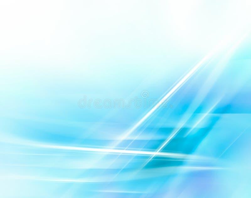 Αφηρημένη μπλε ανασκόπηση ελεύθερη απεικόνιση δικαιώματος