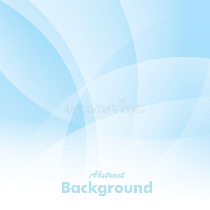 Αφηρημένη μπλε ανασκόπηση,   απεικόνιση αποθεμάτων