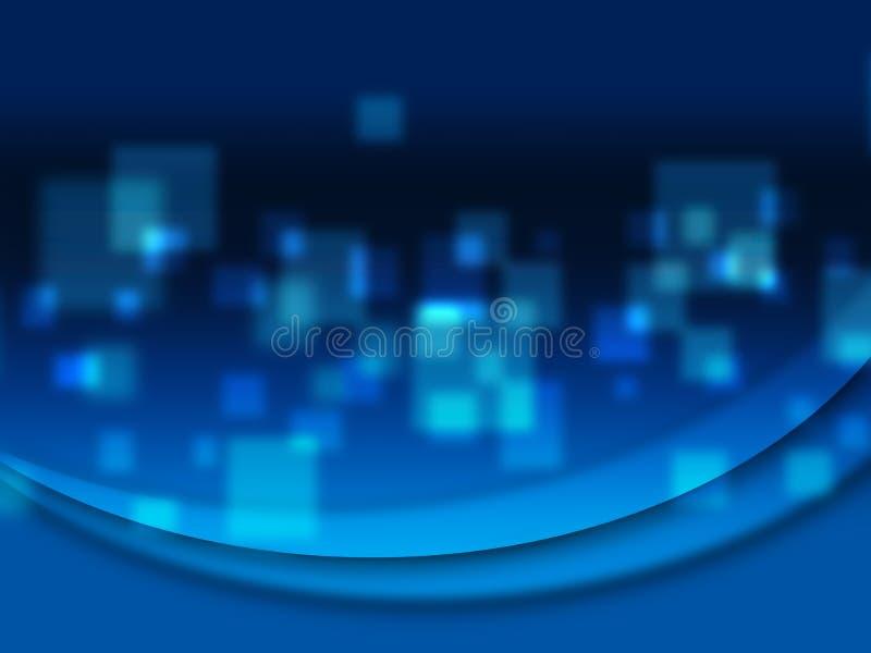 αφηρημένη μπλε σύσταση σχε&