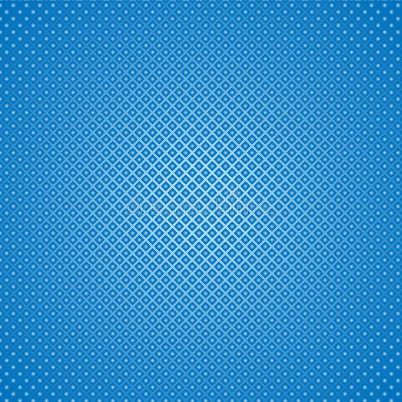 Αφηρημένη μπλε απεικόνιση υποβάθρου ελεύθερη απεικόνιση δικαιώματος